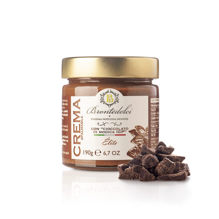 Crema con cioccolato di Modica